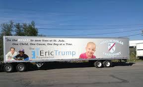 100 Rinaldi Truck Rental Road Scholars Eric Trump Foundation Awareness To Make