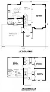 100 Contemporary House Floor Plans And Designs Two Storey Plan A Small In