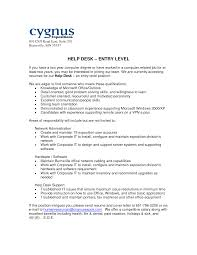 Entry Level Help Desk Jobs Dallas Tx by Help Desk Resume Example Resume For Help Desk Support Download