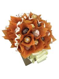 Ferrero Rocher Christmas Tree Box by Ferrero Rocher Collection Xl Chocolate Bouquet 30 Piece Tree