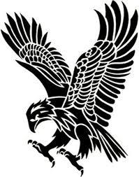 Tattoos For Tattoo Eagle Tribal