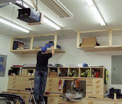 10 diy garage shelves ideas to maximize garage storage home