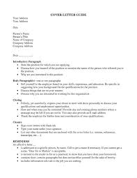 Addressing Cover Letter To Unknown