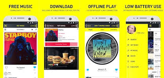 Trebel Music Free Mp3 Songs Downloader App for iPhone and Android