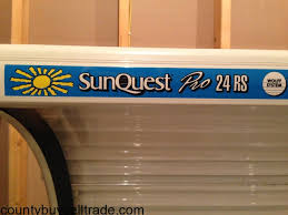 Sunquest Tanning Beds by Wolff Sunquest Pro 24 Rs Tanning Bed In Warsaw Kosciusko Indiana