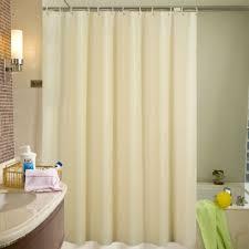 möbel wohnen gardinen vorhang badezimmer blickdicht matt