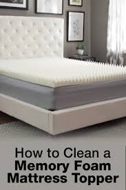 Tempur Pedic Dog Bed by The Best Way To Clean A Memory Foam Mattress Topper Overstock Com