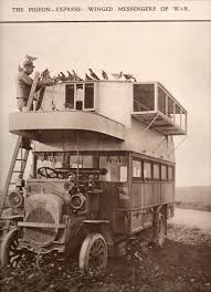 Pigeon Truck From The Illustrated London News For 2 October 1915 ...