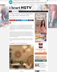 Elle Decor Trendsetter Sweepstakes by Modshop In The Press Modshop