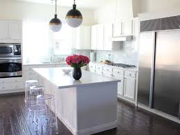 White Cabinets Dark Gray Countertops by Interior Stunning White Kitchen Backsplash Ideas And With White