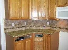 travertine tile backsplash ideas cool kitchen backsplash ideas