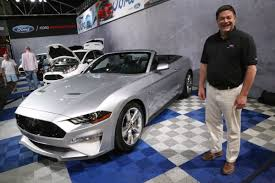 First Impression 2018 Mustang GT Convertible At Barrett Jackson