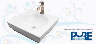 Karran Sinks Dxf Files by Pure Plush Porcelain Ceramic Sink White Pvs 425 W Domain