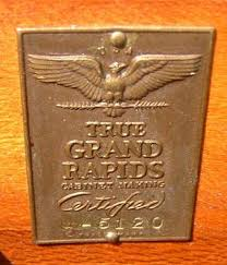 Statesville Furniture Company History by Not All Antique Grand Rapids Furniture Is Grand