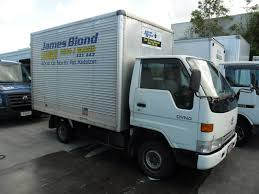 Hire A 2 Tonne 9m³ Box Truck - Cheap Rentals From James Blond