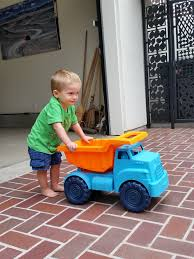 100 Big Toy Dump Truck SkillBuilding S For Toddlers The Chimerical Capuchin