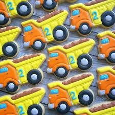 100 Dump Truck Cookie Cutter S For Brooks 2nd Birthday Birthday Boy Truck Dumptruck