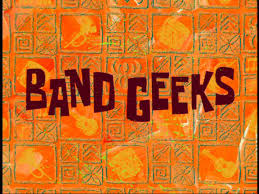 Spongebob Halloween Dvd Episodes by Band Geeks Nickelodeon Fandom Powered By Wikia