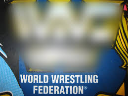 high res wwf logo wrasslormonkey s with text