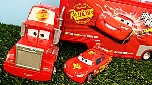 Disney Cars Mack Truck Playset With Lightning McQueen Toy Review ... Disney Pixar Cars Mack Truck Hauler Lightning Mcqueen Amazoncom Disneypixar Action Drivers Playset Toys Games Cstruction Videos 3 Buy Online From Fishpondcomau Dan The Fan 2 2010 New In Package Pixar Mack Truck Playset Hauler For Children Kids Car Xl Ft Store Semi Carrier Dj Byrnes Wash Cars Youtube Toy Mcqueen Story