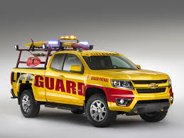 100 Emergency Truck 2013 Chevrolet Colorado Beach Patrol Show 4x4 Pickup Emergency