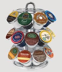 Keurig K Cups With Various Flavors
