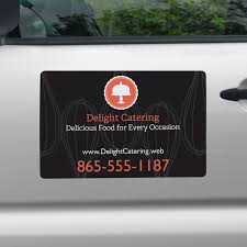 Car Magnets & Magnetic Car Signs | Vistaprint