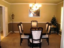 Dining Rooms With Chair Rail Kitchen Interior Design Room On Railing