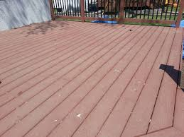 Behr Premium Deck Stain Solid by Dogs And Behr Deckover Small Change In My Deck