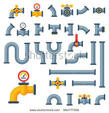 Pictures Types Of Pipes Used In Plumbing by Pipes Stock Images Royalty Free Images Vectors