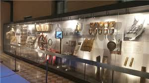 RECESSED WALL DISPLAY CASES