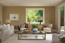 neutral warm colours for living rooms with drum shape table l