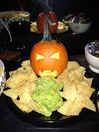 Puking Pumpkin Guacamole Dip by The World U0027s Best Photos Of Halloween And Vomit Flickr Hive Mind