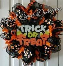 Grandin Road Halloween Wreath by Boo Wreath And 18 Ft Halloween Garland By Wreathsbydesign1 On Etsy