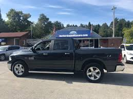 Used 2017 RAM 1500 Big Horn Crew Cab | 1 OWNER For Sale In ...