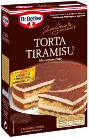 dr oetker torta tiramisu 8er pack 8 x 355 g packung