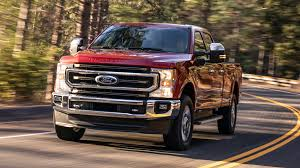 100 Motor Trend Truck Of The Year History 2020 Ford FSeries Super Duty First Look Super Is As Super Does