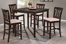Creative Tall Dining Table Sets High Chair Counter Height Chairs How Is A