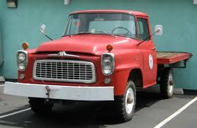 100 Used Flatbeds For Pickup Trucks FileInternational Harvester B120 Flatbed Redjpg