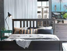 Brusali Bed Frame by Brusali Bed Frame With 4 Storage Boxes Brown Bed Storage Bed