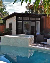 100 Modern Pool House 10x16 Modern Pool House Casita Guest House
