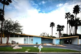 100 Palmer And Krisel 1957 Twin Palms Butterflies Architect William For