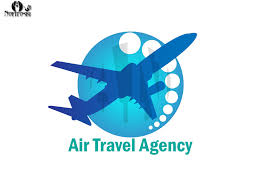 Air Travel Agency Logo By AleksandarN