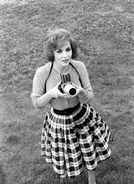 Photography Film Black And White Fashion Vintage Camera Actress Old Hollywood Gina Lollobrigidalove Love Her Fab Skirtso Pretty