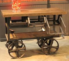 Innovative Patio Serving Cart Patio Serving Carts Wheels