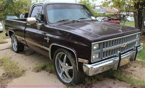 1985 Chevrolet Silverado 1500 Pickup Truck | Item J4363 | SO... Chevrolet Silverado Reviews Specs Prices Photos And Videos Top Vintage Chevy Truck Pickup Searcy Ar Classic 1985 C10 For Sale 9311 Dyler 1977 Ck 10 Overview Cargurus Youtube Rocky Ridge Lifted Trucks Gentilini Woodbine Nj Chevy 4x4 Trucks With Rally Wheels Olyella1tons S10 Pictures Mods Upgrades Wallpaper 2 Door Real Muscle Exotic Daily Turismo 10k America K10 1500 4x4 Bob Fisher Dealer In Reading Pa New Used Cars