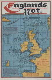 Where Did The Lusitania Sunk Map by Unrestricted Submarine Warfare