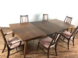 Mid Century Modern Dining Set Room Sets For 6