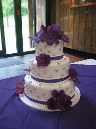 Best Purple Wedding Cakes