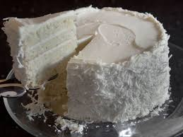 Bonnie Sterns Coconut Layer Cake Inspired By A Trip To Charleston